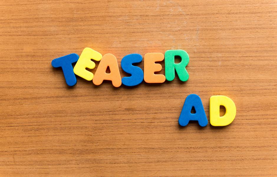 Tejon Digital - Teaser ads